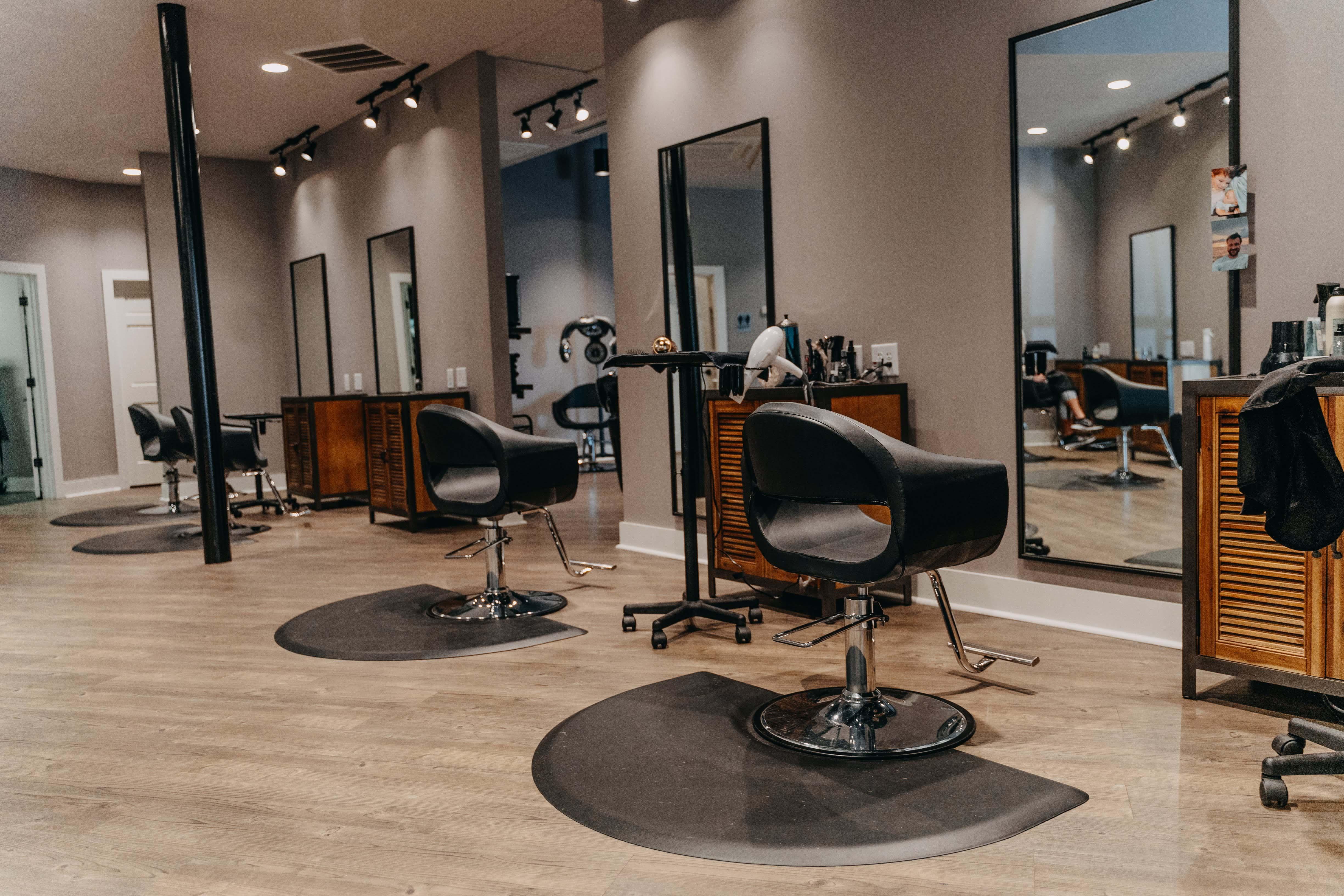 Superb About Kinz Co Salon Interior Design Ideas Grebswwsoteloinfo